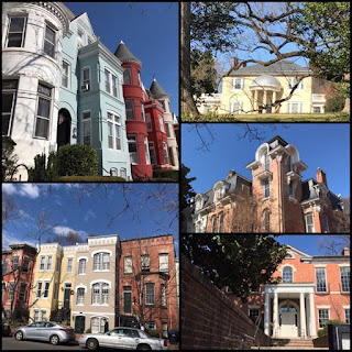 Exploring Georgetown in DC