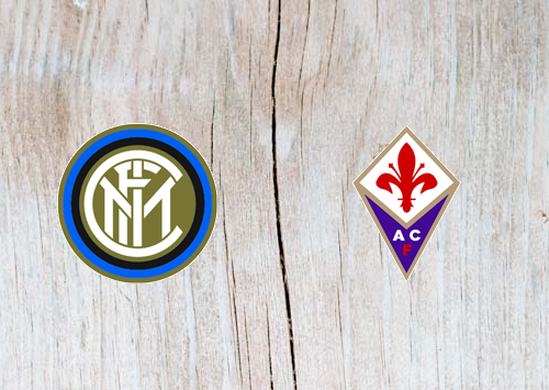 Inter Milan vs Fiorentina Full Match & Highlights 25 September 2018