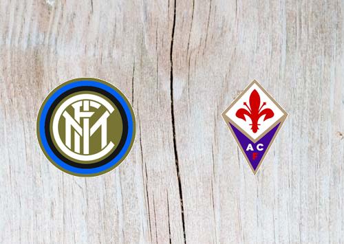 Inter Milan vs Fiorentina Full Match & Highlights 25 September 2018