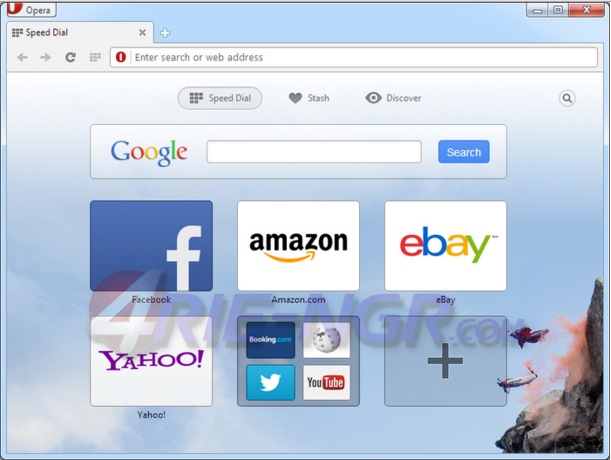 Opera Web Browser 56.0.3051.31 Final Offline Installer
