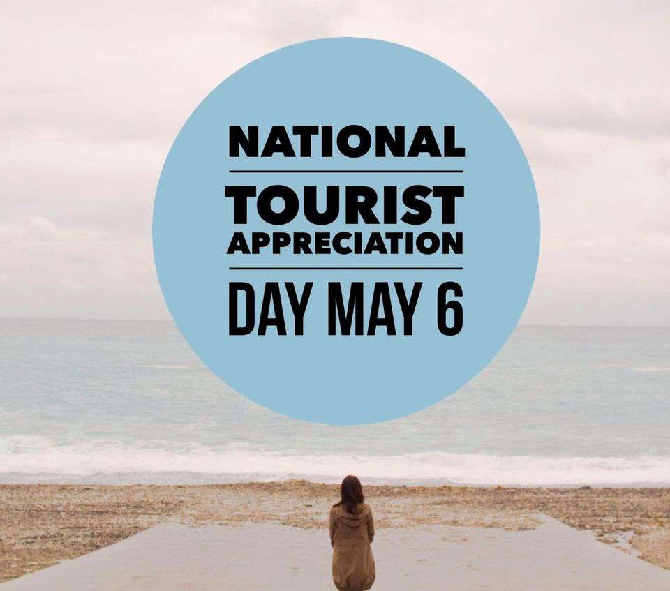 National Tourist Appreciation Day Wishes Sweet Images