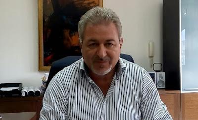 Ευχαριστήριο του Δημάρχου Ηγουμενίτσας κ. Λώλου
