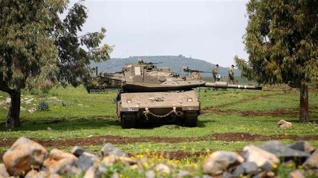 Israel secretly aiding Daesh Takfiri terrorists in Syria's Golan Heights : Wall Street Journal