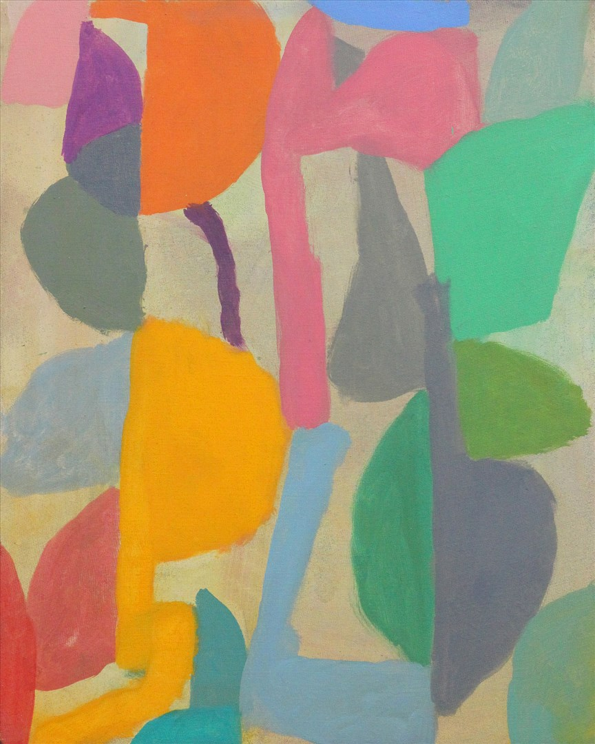 Andrew Graves - Same (oil on gesso panel) - Royal Academy Summer Exhibition 2021 - London lifestyle & culture blog