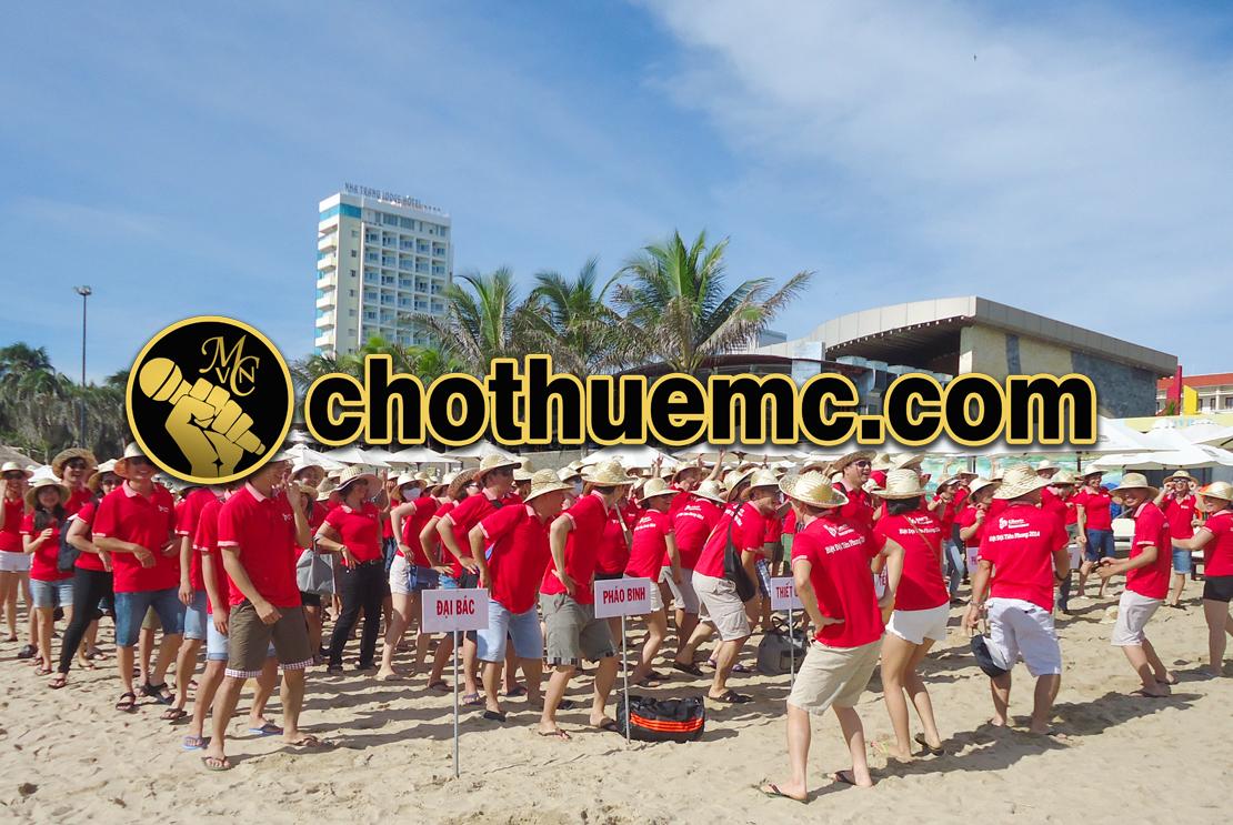 Cho Thuê MC Team Building Tại Nha Trang