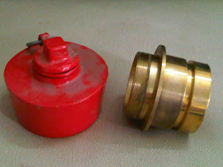 jenis Coupling Penutup Hydrant Pillar two way komplit