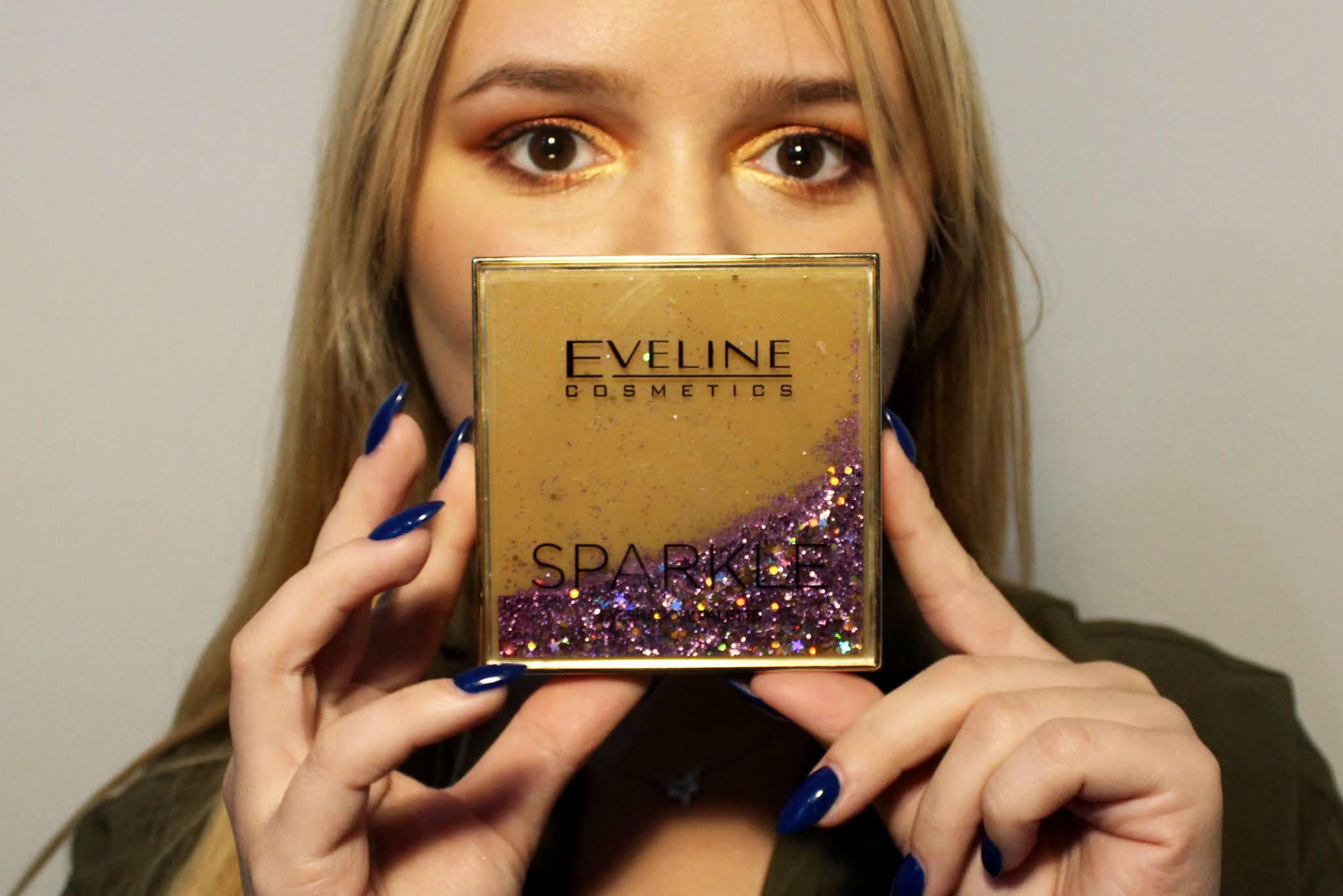 Paletka cieni Eveline 'Sparkle'