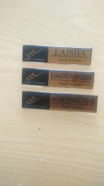 Nama Dada Staff Admin