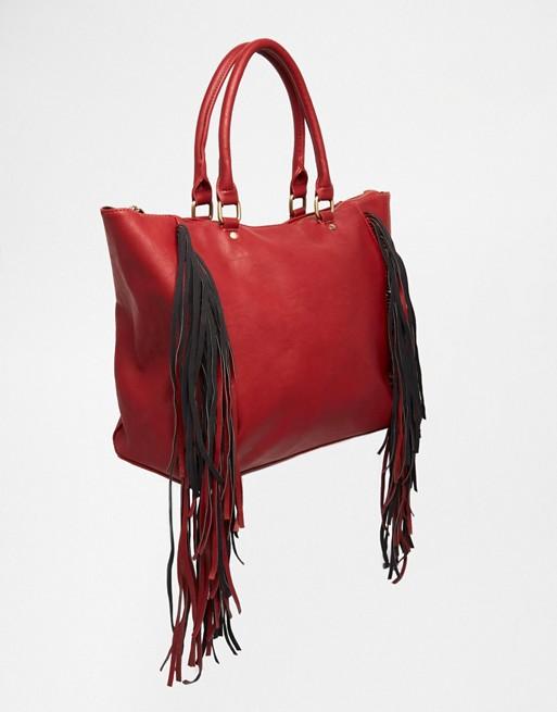 bolsos rojos