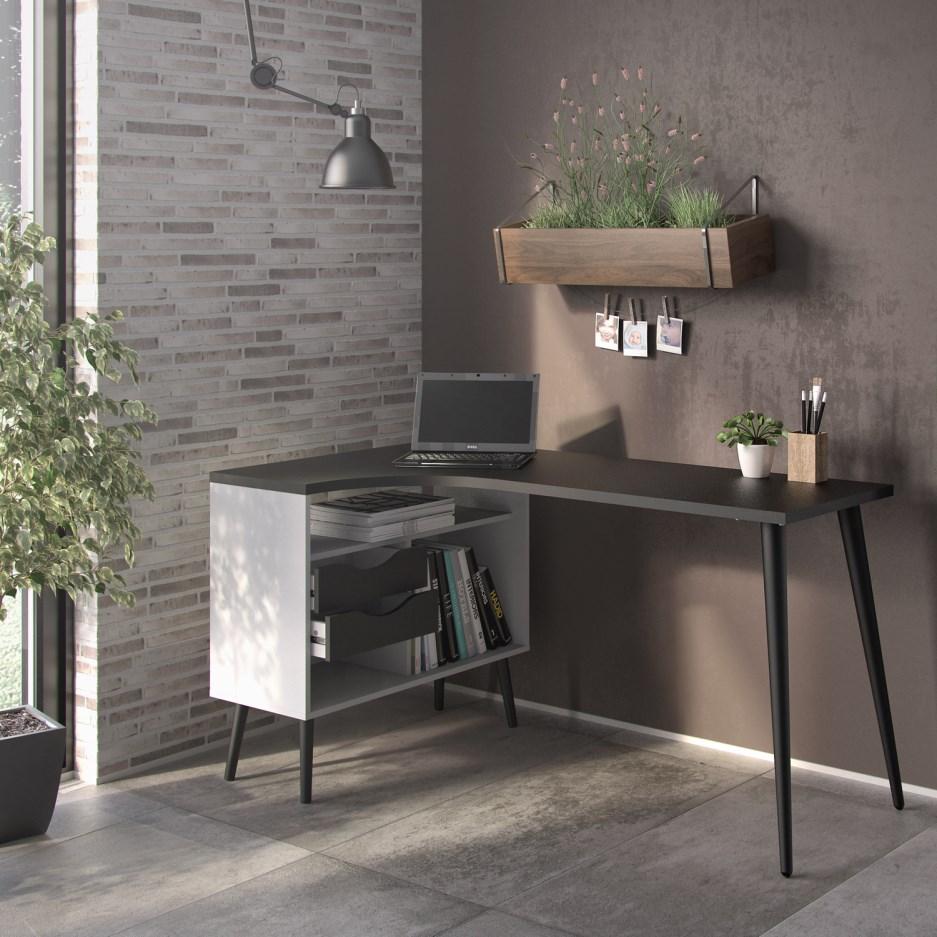 biuro w domu jak urządzić