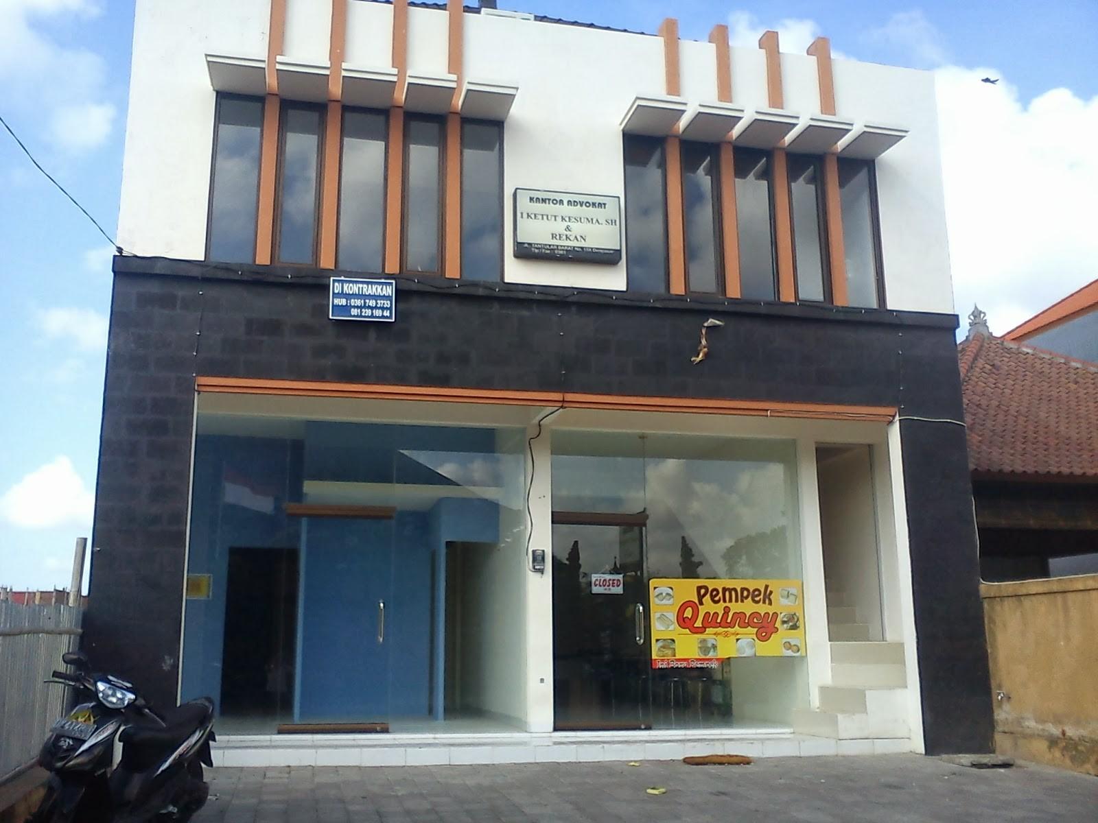 model rumah dan toko 2