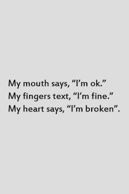 quotes about heart break