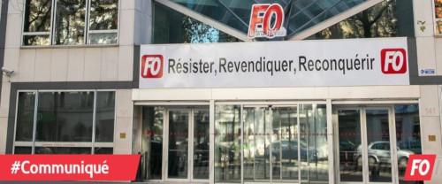 CE CONFÉDÉRALE: DÉCLARATION & INTERVENTION DE MICHEL LE ROC'H