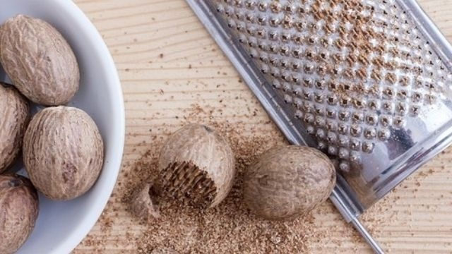 Nutmeg is not a spice, Medicine either