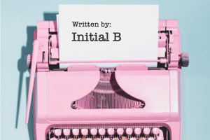 Unperfect Love by Initial B Pdf
