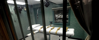 Texas' death chamber