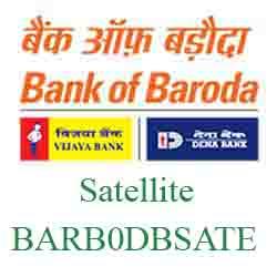 IFSC Code Dena Bank of Baroda Satellite, Ahmedabad