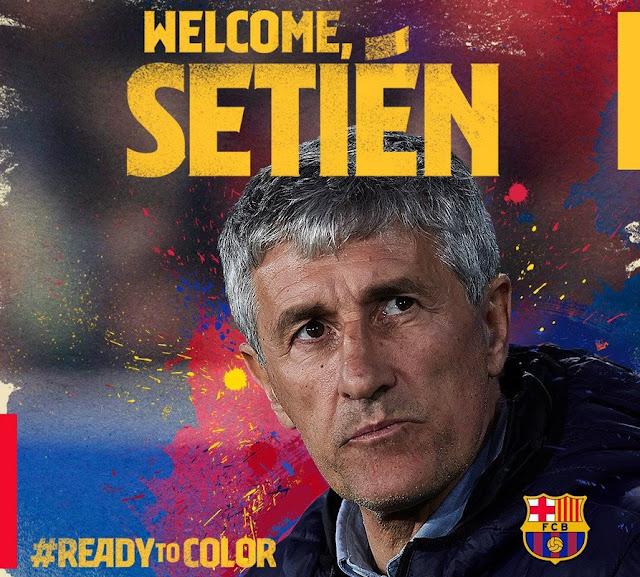 Quique Setien, tân thuyền trưởng Barcelona là ai?