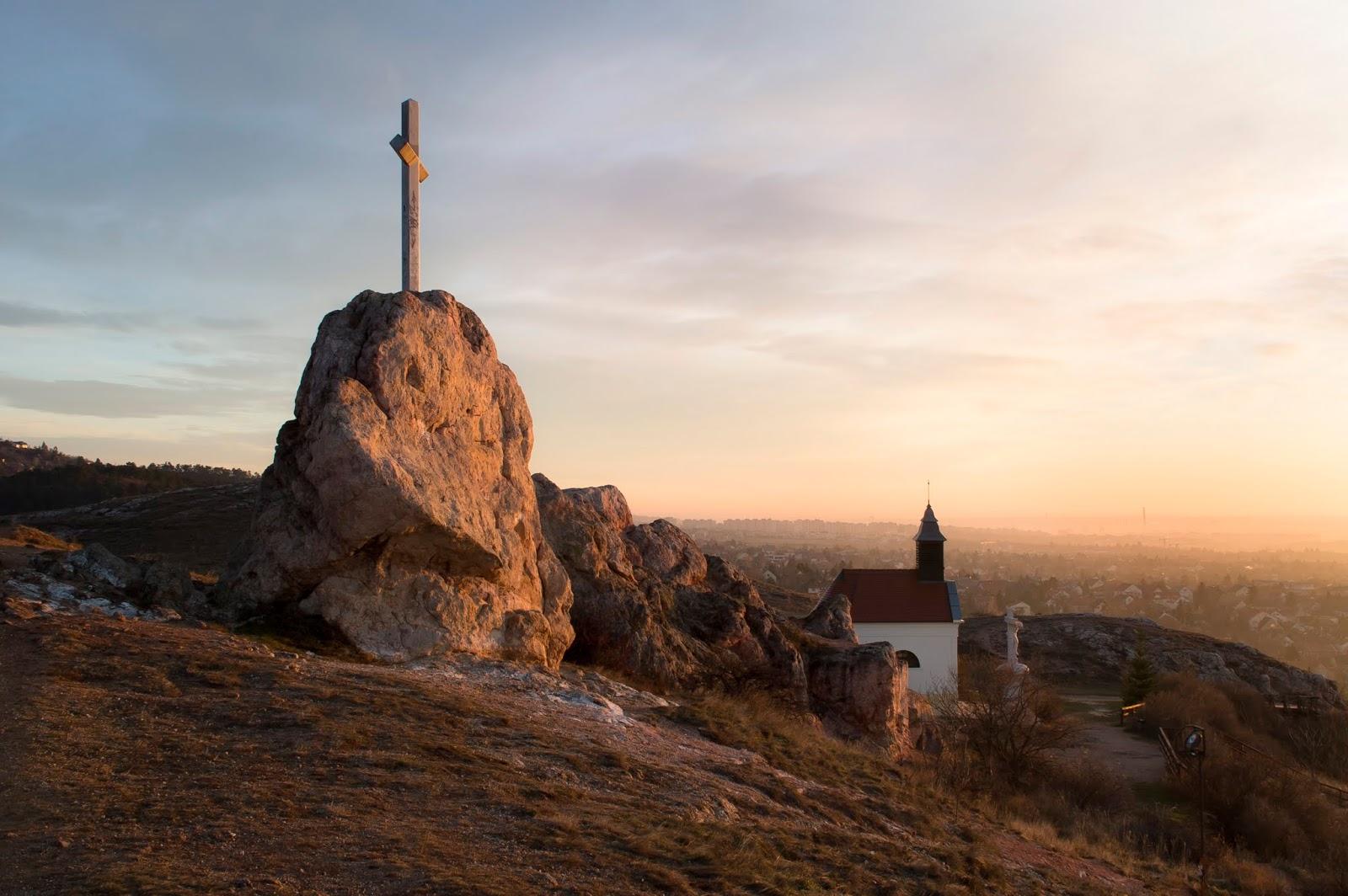 Kő-hegy kápolnája
