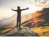 meditate on scripture and make time for regular self-care