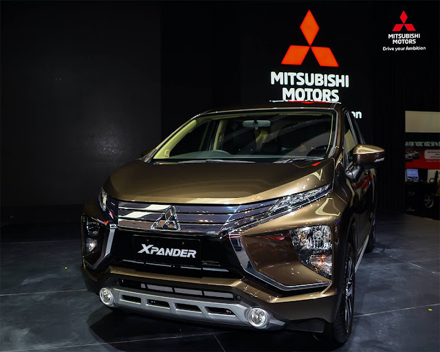 smart package mitsubishi xpander