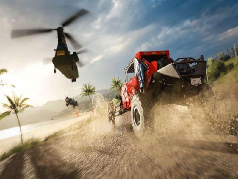 Forza Horizon 3 PC Game Free Download