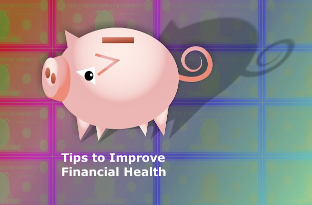 tips to improve financial health