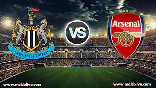 مشاهدة مباراة آرسنال ونيوكاسل يونايتد arsenal fc vs newcastle united fc  بث مباشر بتاريخ 16-12-2017 الدوري الانجليزي