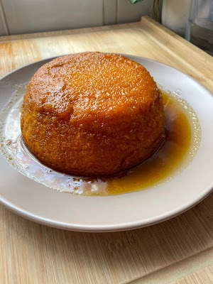 Gluten Free Steamed Treacle Pudding