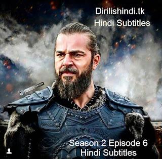 Dirilis Season 2 Episode 6 Hindi Subtitles HD 720 (Episdoe 16, 17, 18 Murged)