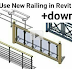 How to Use New Railing In Revit
