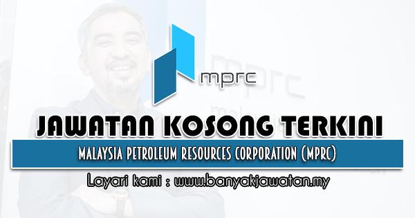 Jawatan Kosong 2021 di Malaysia Petroleum Resources Corporation (MPRC)