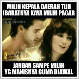 3 Meme Pilkada DKI 2017