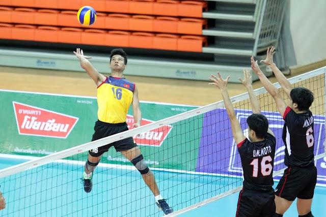 U23 nam Việt Nam thua đối thủ mạnh Nhật Bản