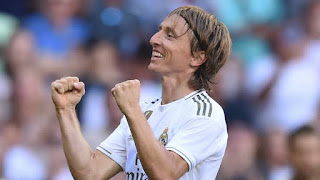 Modric believes Zidane can remain as Madrid's coach 'for more than 20 years'