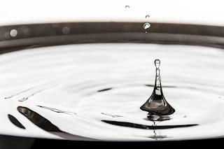 Reto 52 semanas - semana 29 - Gotas de agua