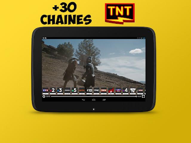 تحميل التحديث الاخير لتطبيق TNT FlashTV v1.2.20_.apk لمشاهدة القنوات الفرنسية