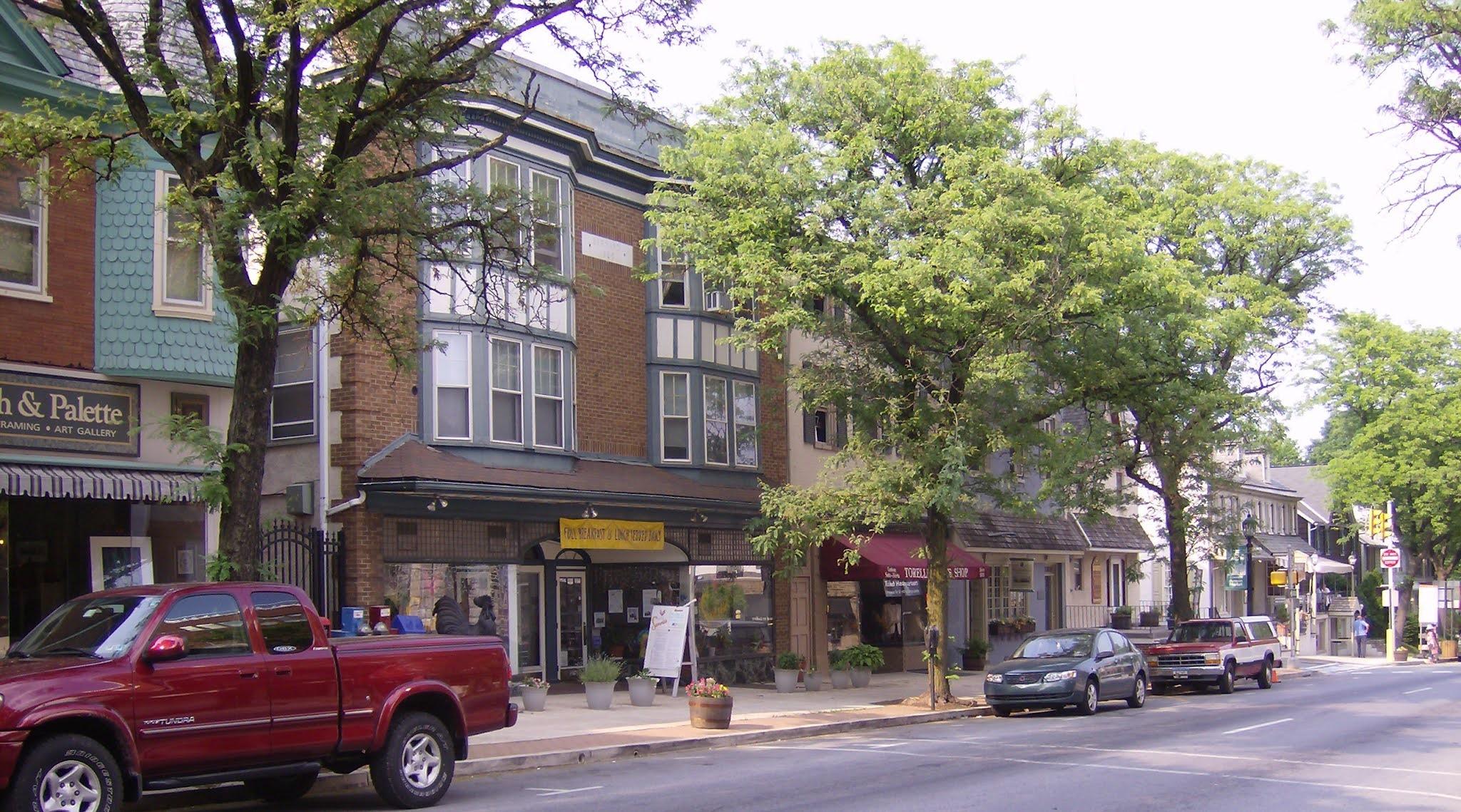Kennett Square Pennsylvania