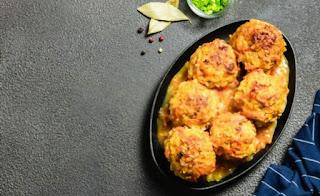 Cheesy Broccoli Balls Recipe Card