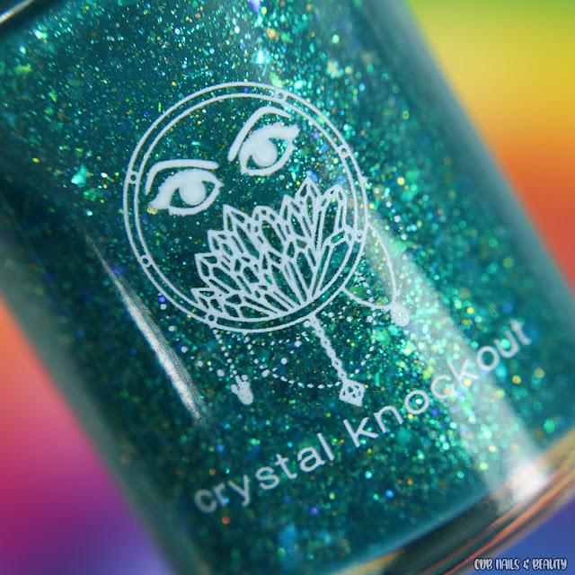 Crystal Knockout-Glass & Glimmer