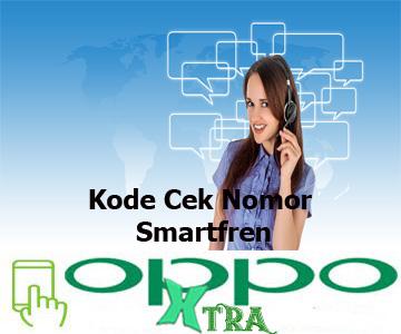 Kode Cek Nomor Smartfren