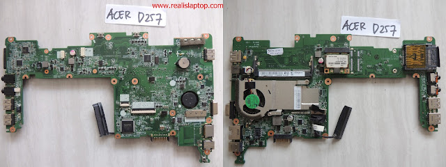 Jual Mainboard Laptop Acer D257