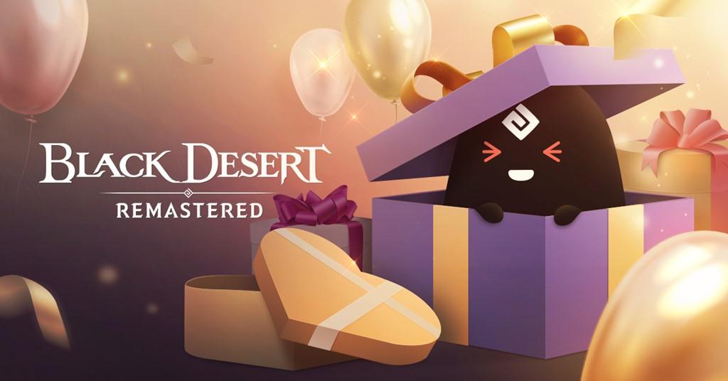 Pre-Valentine's Day Celebration Begins in Black Desert SEA