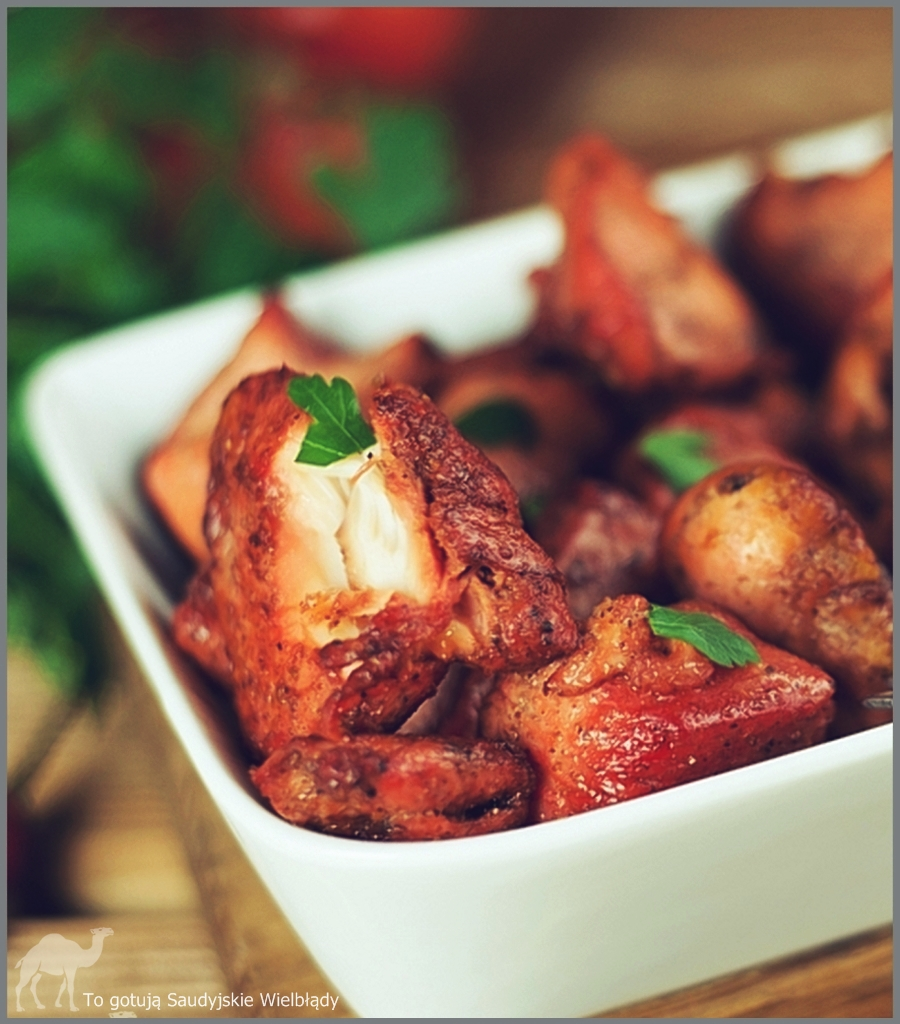 Kurczak tandoori / tandoori chicken