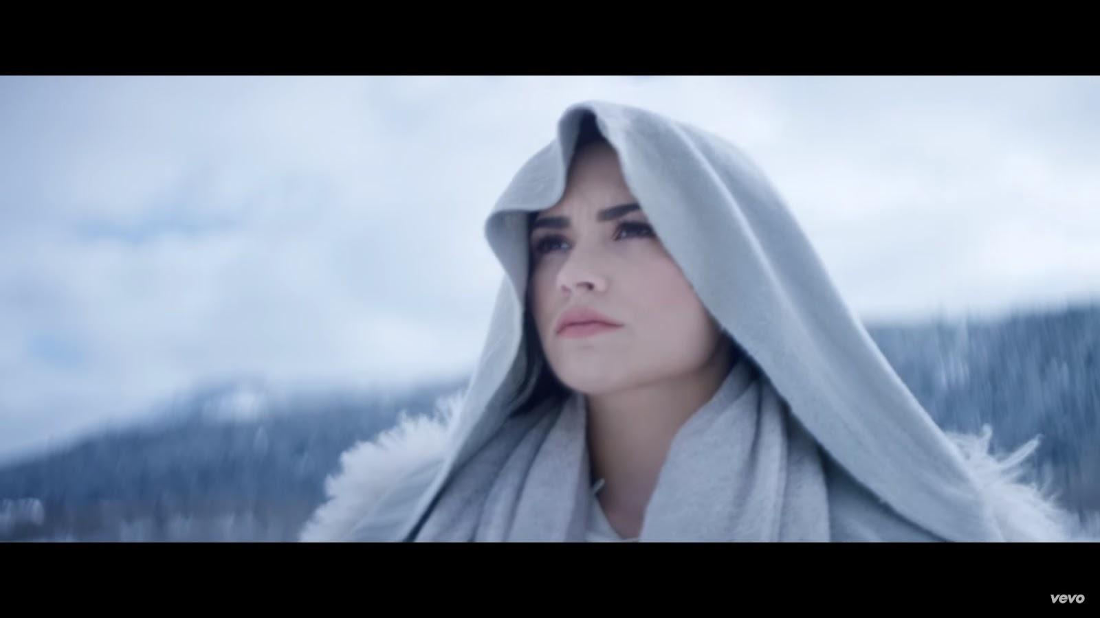 Demi Lovato - Stone Cold ( #Official #Music #Video )   365
