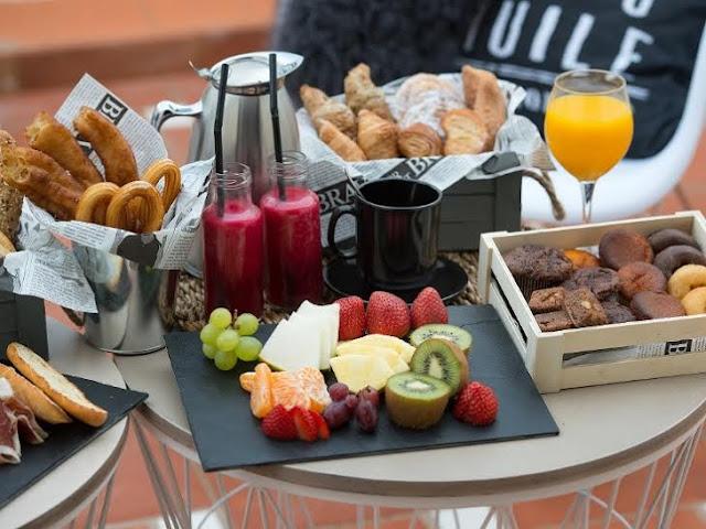 #FoodPornMonth Brunch, Vincci Hoteles