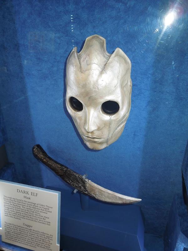 Thor Dark World Elf mask