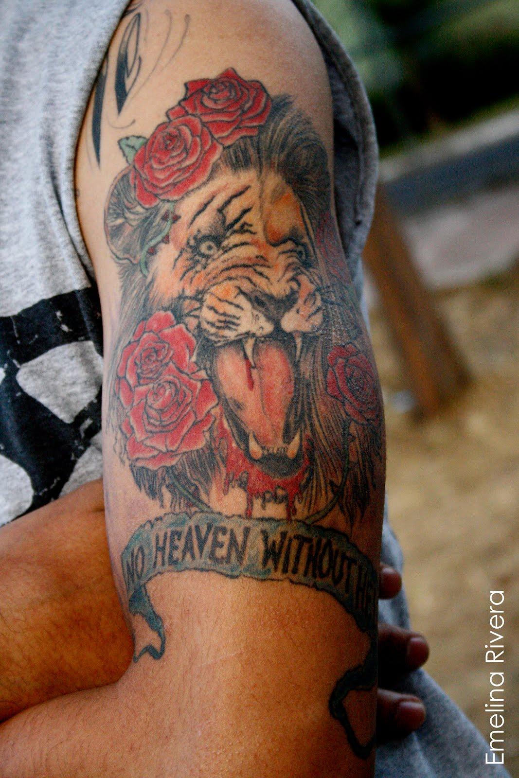 Fotografia Documental Y Mas Primer Documental Tema Tatuajes