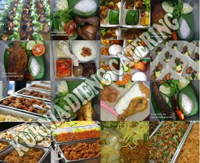 Kurnia catering nasi bungkus Dieng Wonosobo