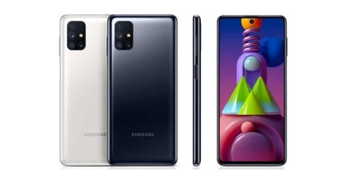 Samsung announces its latest Galaxy M21 phones